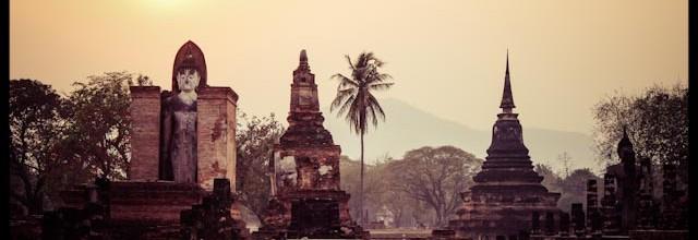 Sukhothai, berceau historique de la Thaïlande