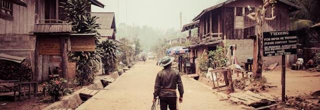 Une journée à Muang Ngoi