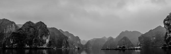 La baie de Lan Ha, petite soeur d'Halong