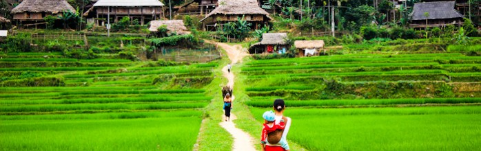 De Mai Chau aux rizières du Nord-Ouest à moto