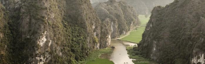 Ninh Binh, la baie d'Halong terrestre