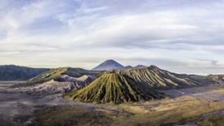 Le Bromo, volcan à la Javanaise
