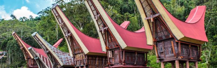 Paysages Toraja